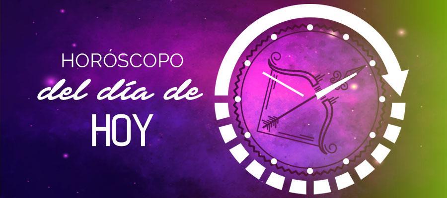 Horóscopo Sagitario Hoy -  Horóscopo diario de Sagitario