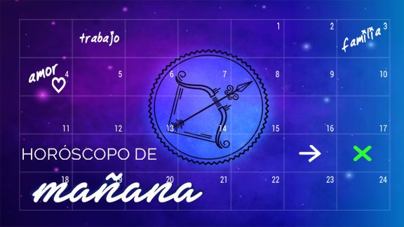 Horóscopo Sagitario manana- sagitariohoroscopo.com
