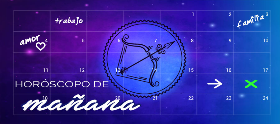 Horóscopo Sagitario de Mañana
