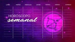 Horóscopo Semanal Sagitario - sagitariohoroscopo.com